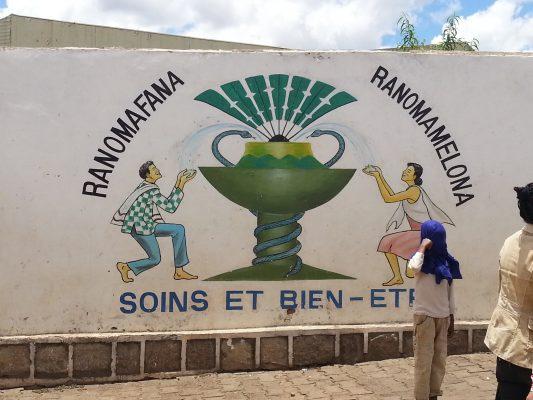 Centre national de crénothérapie et de thermo-climatisme d'Antsirabe