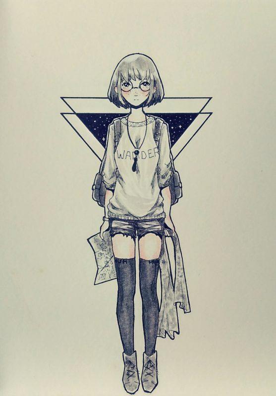 dessin manga