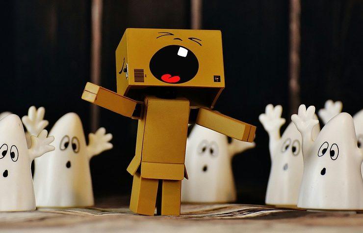peur des films d'horreur