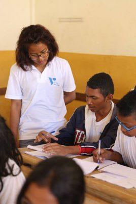 Fenosoa Sergia La voix des jeunes Unicef