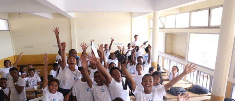 Article : A Madagascar, nous formons aujourd'hui les blogueurs de demain