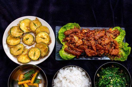Article : À la découverte du food porn coréen de Nanou Rakoto !